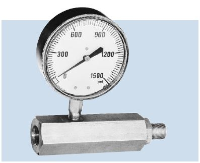 Gauge Saver, 2500-5000 psi, nitrile